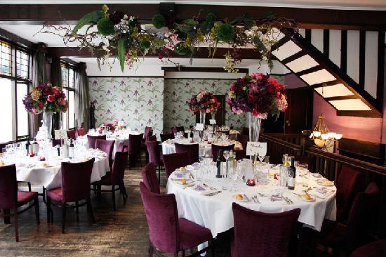 the-belle-epoque - wedding breakfast room