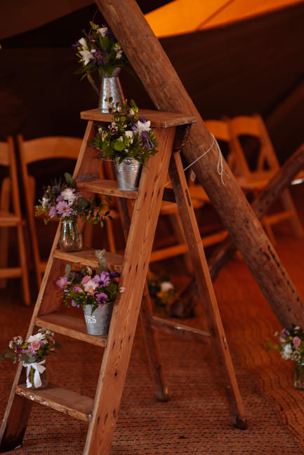 Camp Katur festival Papakata Tipi Wedding by Toast Photography